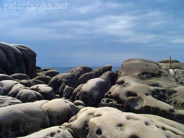 Taiwan Seaside Nanya Rocks Romanticism  Photography Yalan雅岚 黑摄会